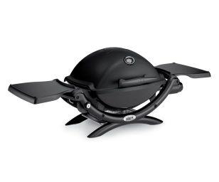 Weber Q1200 black (con attacco per cartuccia)