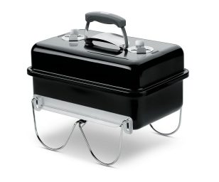 Weber Go anywhere black carbone