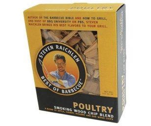 Chips legno - pollame.
