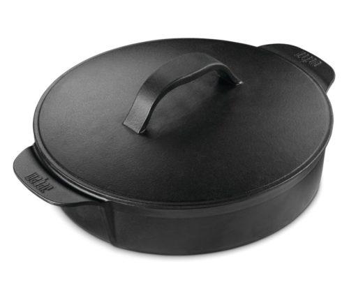 Cocotte Weber Gourmet bbq system