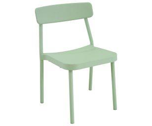 280 grace sedia verde salvia liscio.