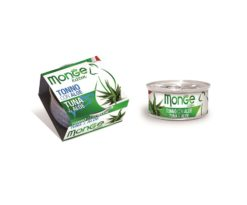 Monge Fruits Tonno con Aloe Kitten è un alimento complementare pensato per i cuccioli più raffinati ed esigenti che completa la gamma Monge Natural Superpremium