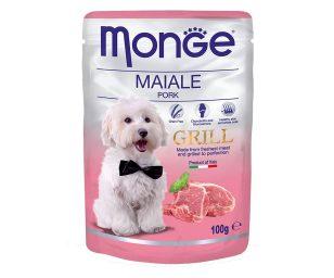 Alimento completo per cani creato appositamente per deliziare il palato dei nostri amici a 4 zampe.