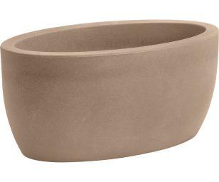ATHENA sono vasi per piante e per composizioni floreali. Sono vasi prodotti in resina con superficie matt