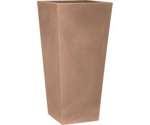 EROS é uno dei nostri bestseller. E' un vaso dalle linee pulite e base quadrata