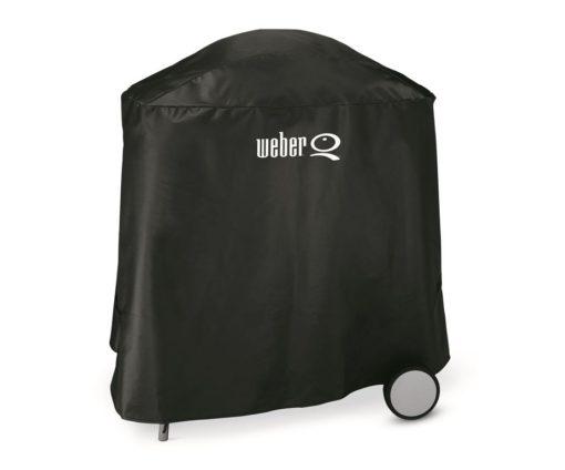 Custodia in vinile deluxe per serie Weber Q 100