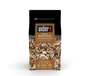 Legna da affumicatura Weber - whiskey