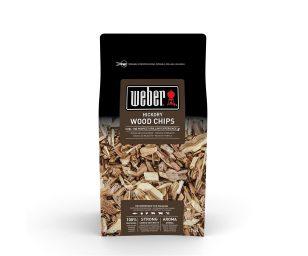 Legna da affumicatura Weber - hickory