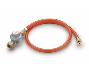 Kit adattatore 3 in 1 tubo gas + pressostato per BBQ Weber