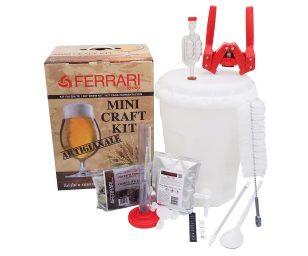 Mini craft kit birra lux.