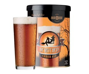 Malto bewitched amber ale 1