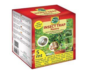Insect trap nastro biadesivo cm 5x500.