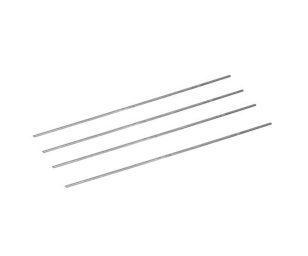 Barrette in ferro di ricambio per mantenere l'elastico sempre in tensione.