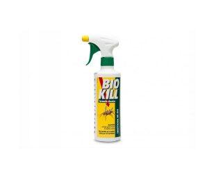 Bio kill contro tutti gli insetti a sangue freddo: acari