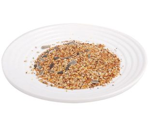 Mangiatoia in ceramica da tavolo