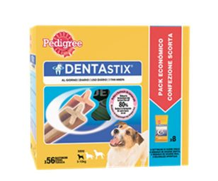 Pedigree dentastix small 56 pz.