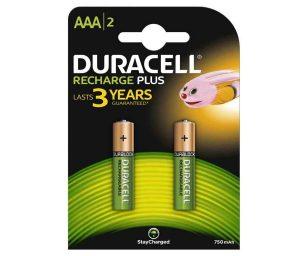 Tutte le batterie Duracell di qualità superiore utilizzano la tecnologia Duralock™