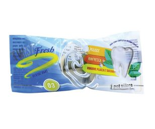 Gli snack dentali twist fresh aiutano a prevenire placca e tartaro e a mantenere i denti del tuo cane sempre sani e puliti.