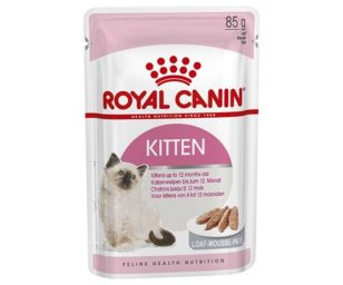 Royal canin cat kitten instinctive in loaf 85 g.