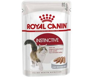 Royal canin cat instinctive in loaf 85 g.