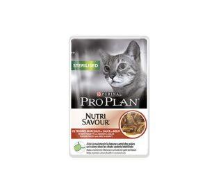 Alimento completo per gatti castrati/sterilizzati. Gatti castrati o sterilizzati da 1 a 7 anni di età.