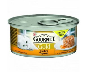 Gourmet Gold ha creato Tortini