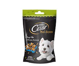 Quale miglior modo per dimostrargli il tuo affetto se non coccolandolo con uno snack? I nuovi snack per cani di Cesar sono soffici e gustosi e soddisferanno sicuramente il palato dei nostri amici a quattro zampe.
