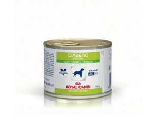 Royal canin dog diabetic special low carbohydrate 195 g.