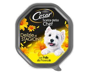 Scopri la bontà delle Delizie di Stagione della linea Cesar® Scelta dello Chef.
