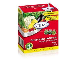 Oikos insetticida naturale 20 ml.