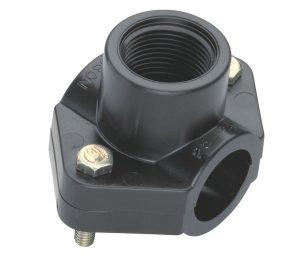 Per installare l'irrigatore direttamente lungo la linea senza bisogno di tagliare il tubo da 25 mm.
