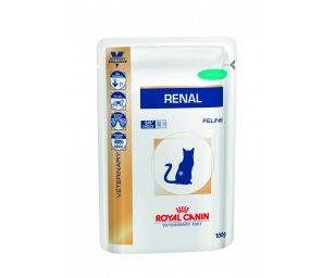 Royal canin renal è un alimento dietetico completo destinato ai gatti per il supporto della funzione renale in caso di insufficienza renale cronica o temporanea.