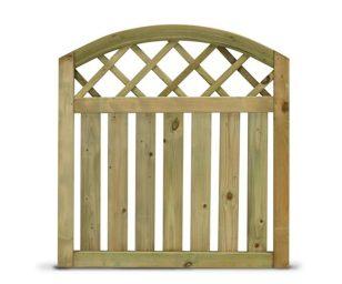 Cancello ad onda stisa cm 105x100.