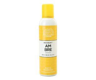 Profumatore spray ambra 250 ml.