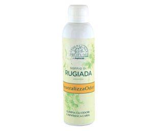 Neutralizza odori soffio di ruggiada 250 ml.