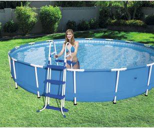 Scaletta per piscine cm 107.