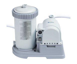 Pompa filtro Krystal Clear 9.462 l/h - Intex 28634