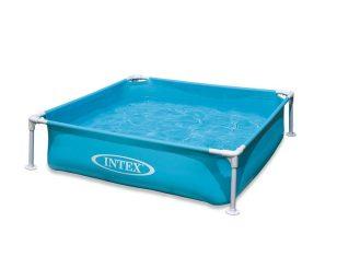Il modello di piscina fuoriterra frame di intex dedicata ai più piccoli!