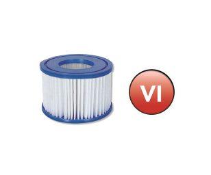 Cartuccia di ricambio filtro VI.