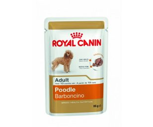 Morbido patè per cani adulti e maturi oltre 10 mesi di età royal canin barboncino. Alta qualità ed appetibilità
