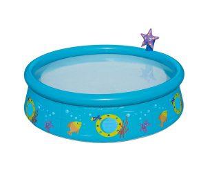 La mia prima piscina fast set cm. 152x38