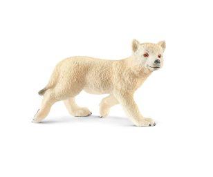 Cucciolo di lupo artico.