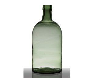 Bottiglia terri mouthblown vetro cm 19x40h.