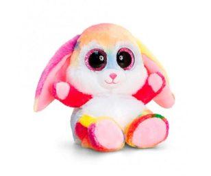 Animotsu rainbow rabbit cm 15.