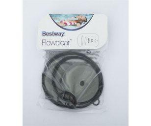 Guarnizioni di tenuta per filtro a cartuccia flowclear.