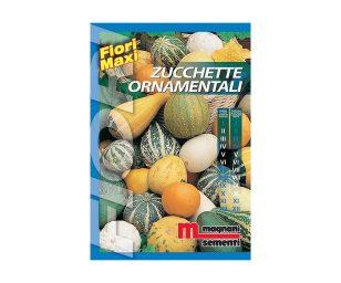 Zucchetta ornamentale è una pianta annuale dal portamento strisciante