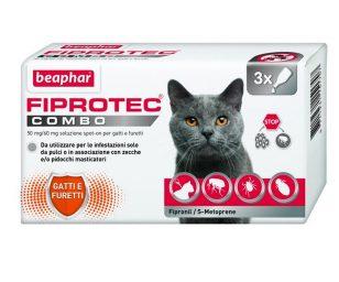Fiprotec Combo Gatto