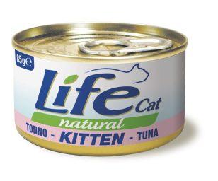 Life pet cat tonno 85 g.