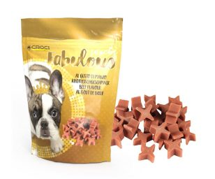 Snack treats fabulous manzo 60 g.