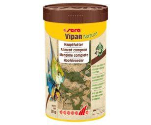 Il mangime completo naturale senza coloranti e conservanti.